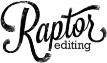 Raptor Editing Logo © Tara Jayakar, Raptor Editing. Design by Samyuktha Baliga | https://www.behance.net/sambaliga