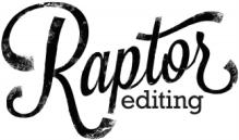 Raptor Editing Logo © Tara Jayakar, Raptor Editing. Design by Samyuktha Baliga | https://www.behance.net/sambaliga